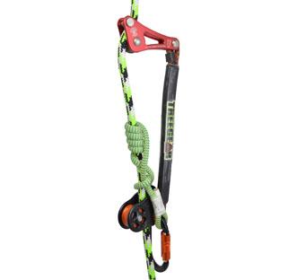 Пруссик блок и Singing Tree Rope Wrench